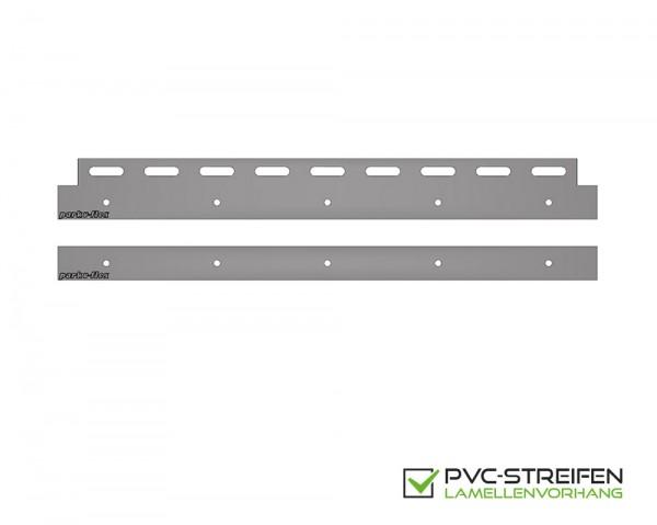 Halteklammer 400mm breit für Einhängesystem verzinkt oder Edelstahl