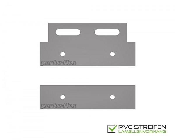 Montagependel 100mm breit für Einhängesystem verzinkt oder Edelstahl