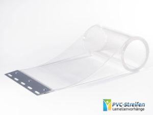 PVC Streifen 2 mm stark