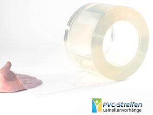PVC Lamellen 2 mm stark