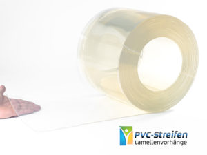 PVC Lamellen 3 mm stark
